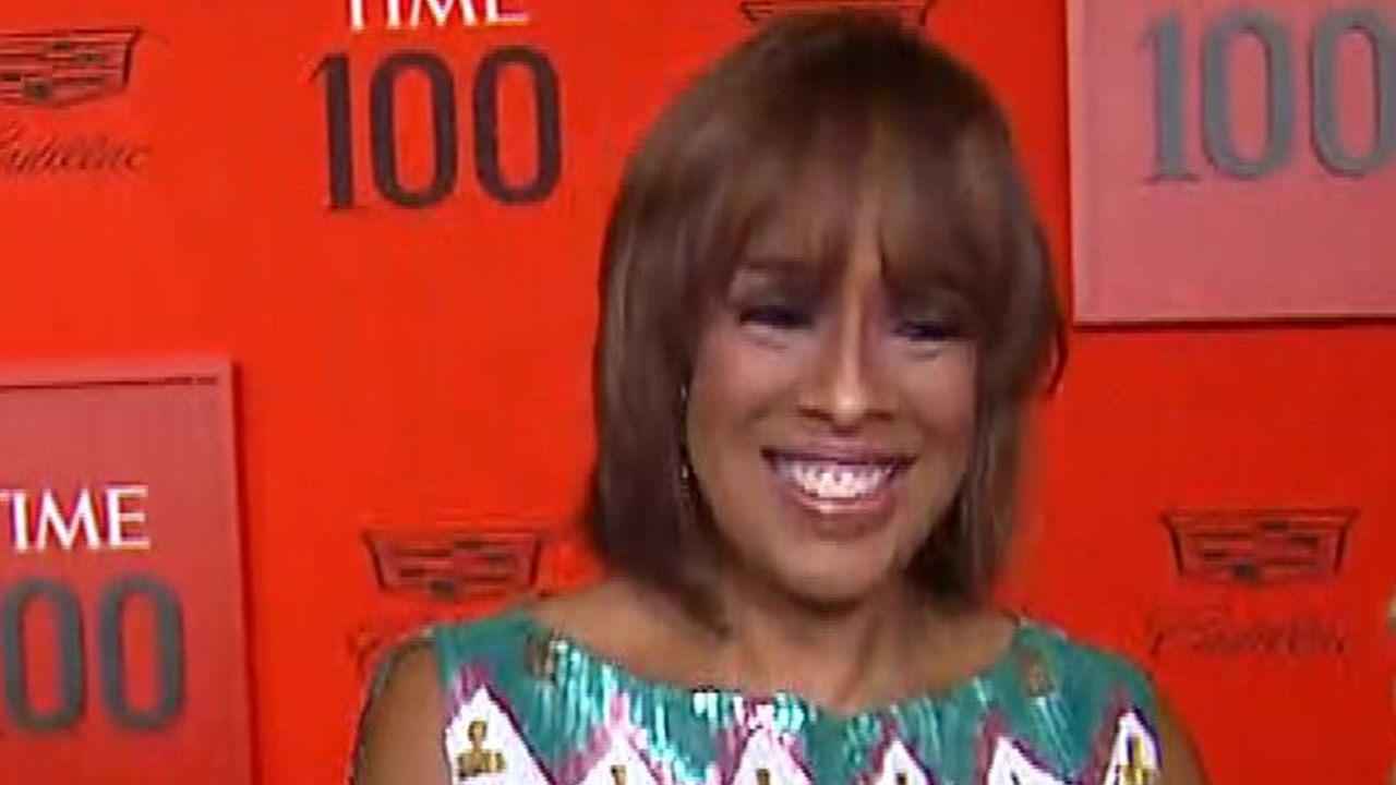 Gayle King Jokes About the Names Prince Harry and Meghan Markle Won't Give the Royal Baby (Exclusive)