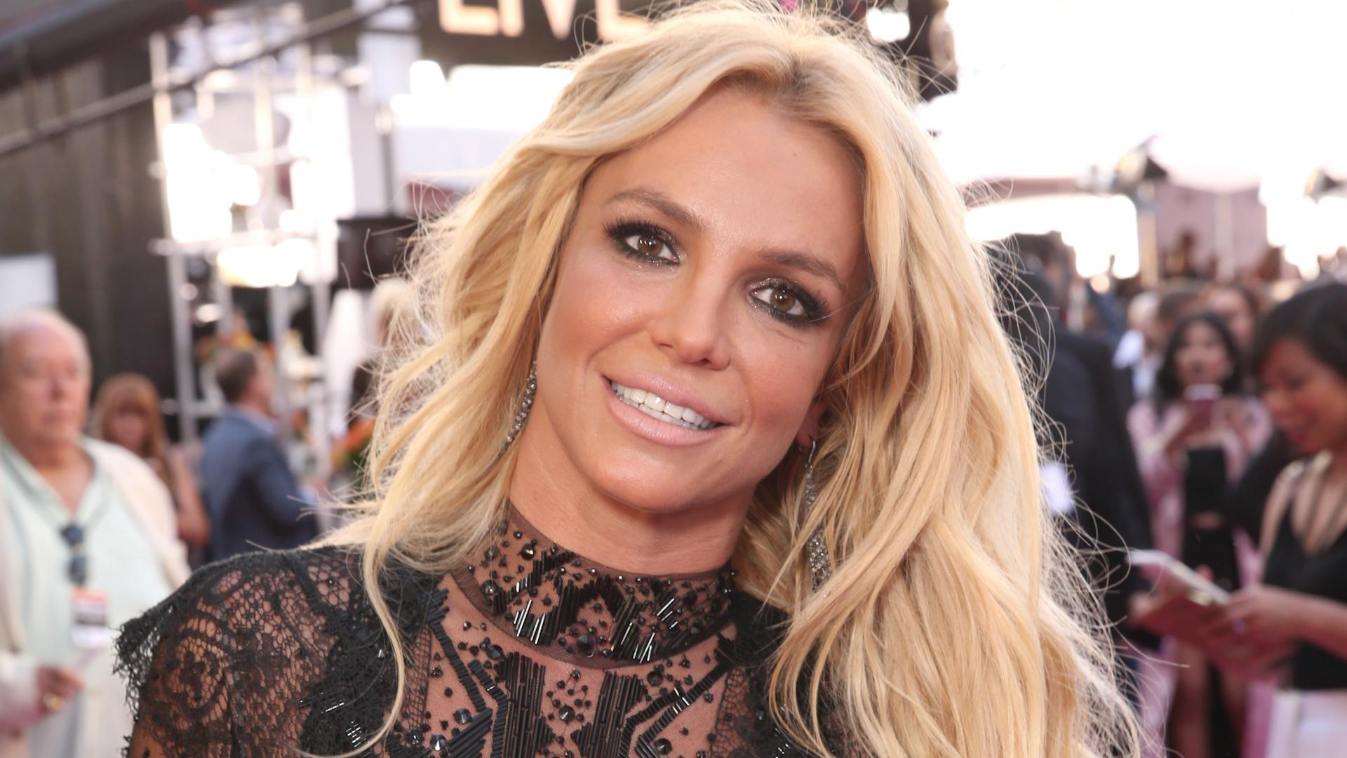 Image result for Britney Spears stress