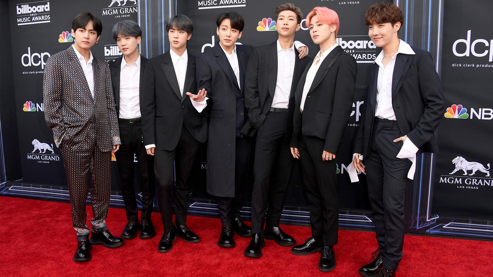 BTS Shares Message of Love for Fans After Winning Big at