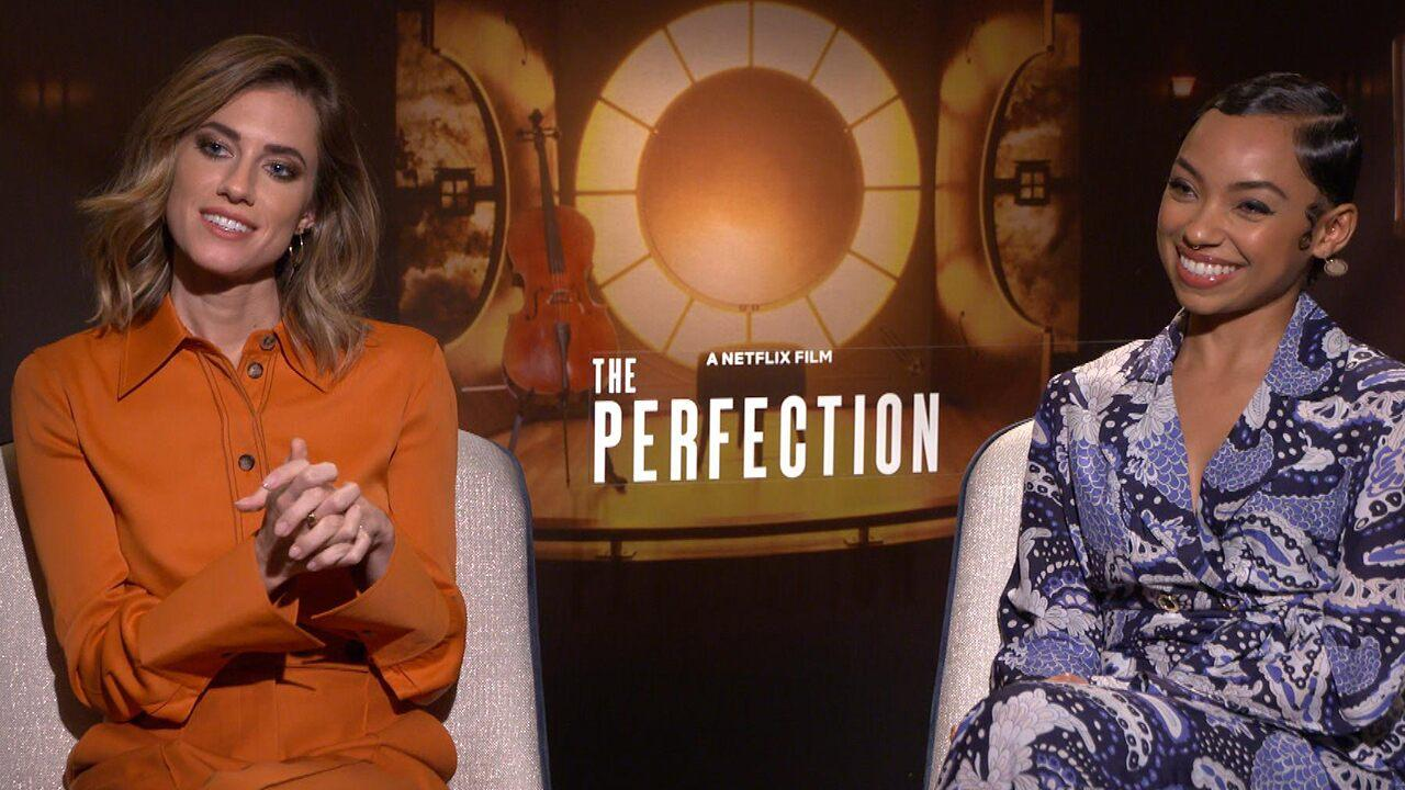 Why Allison Williams Says She's the Opposite of a Scream Queen (Exclusive)