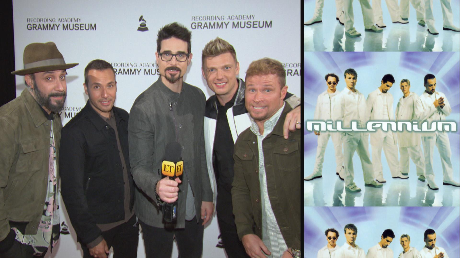 Backstreet Boys Reflect on 20th Anniversary of 'Millennium': 'TRL,' 'Star Wars,' Ghosted by Puffy (Exclusive)