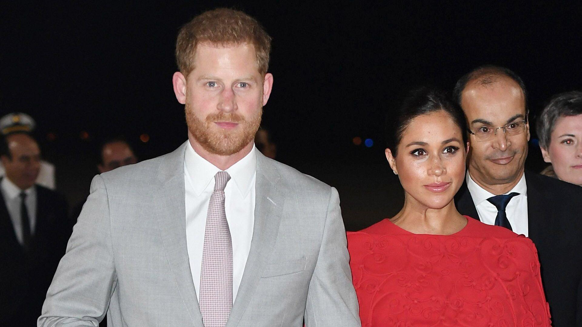 'Meghan and Harry Plus One': Meghan Markle's Friends Say She Will Be a 'Strict' Mother -- But In a Good Way