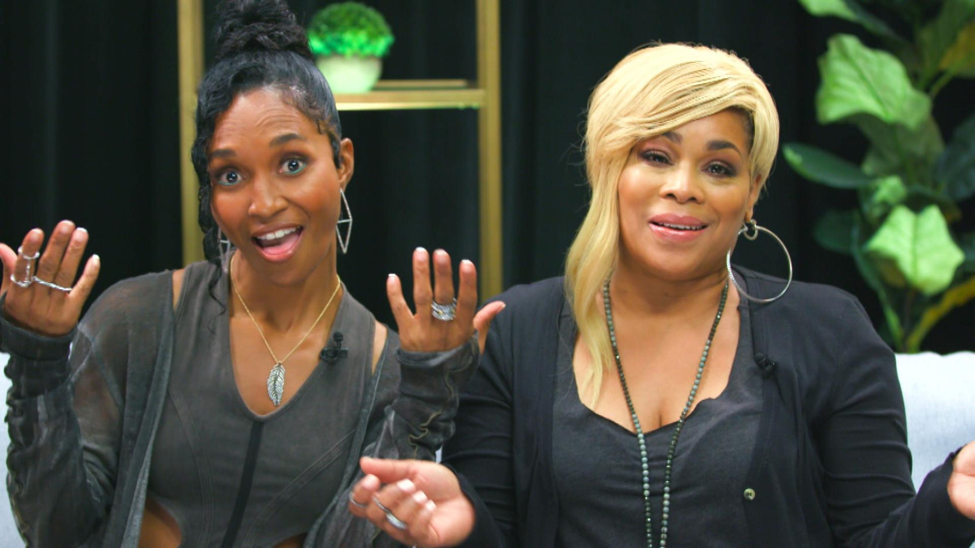 TLC's Chilli and T-Boz Reveal They've Turned Down Joining 'RHOA' Multiple Times (Exclusive)