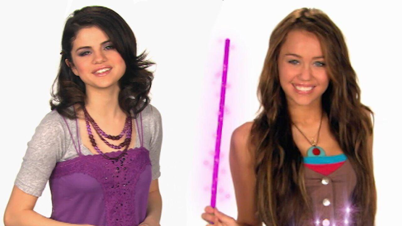 Watch Miley Cyrus, Selena Gomez, Hilary Duff and More Former Disney Channel Stars' Wand Videos! (Exclusive)