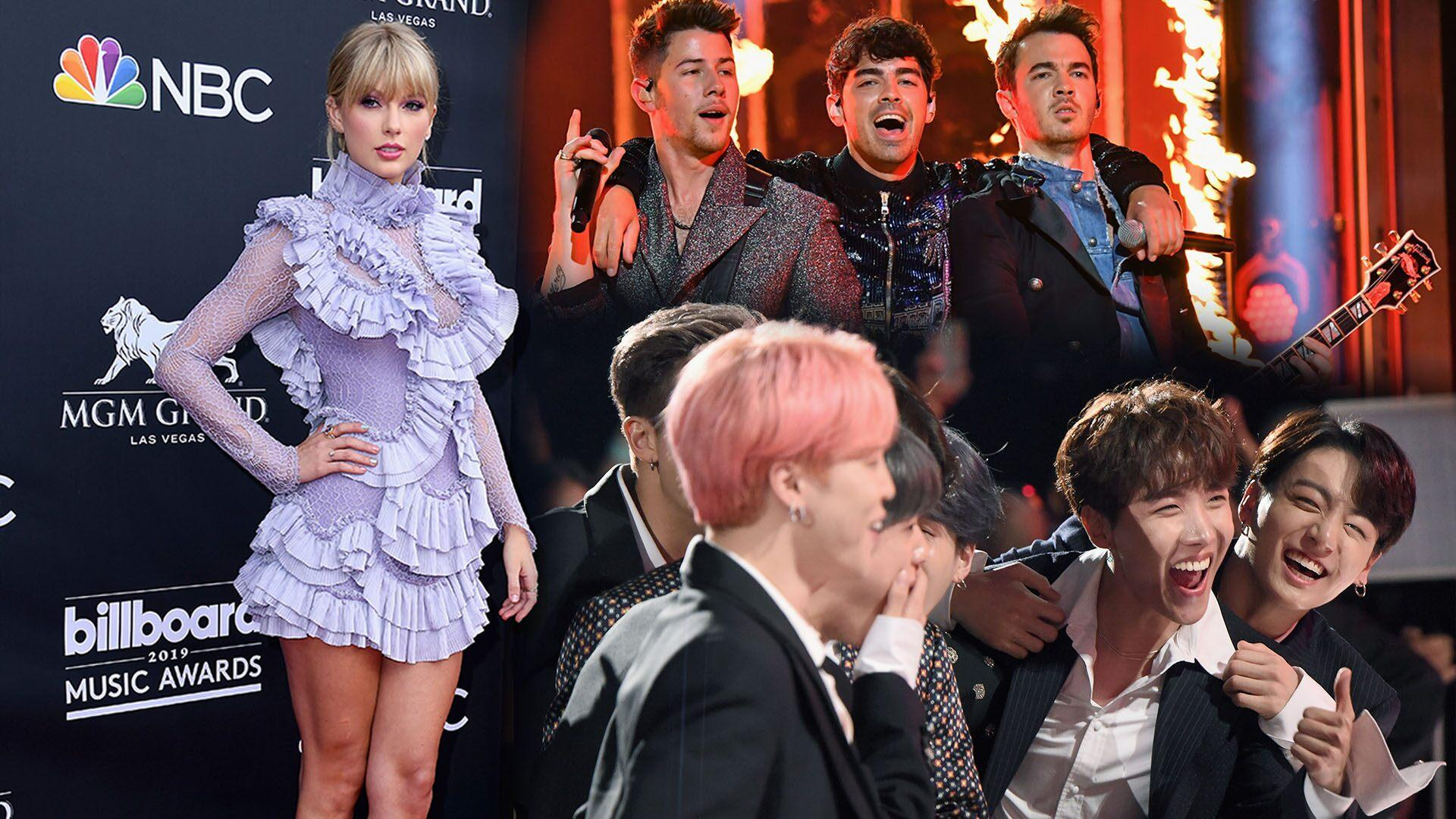 Taylor Swift Opens 2019 Billboard Music Awards With 1st