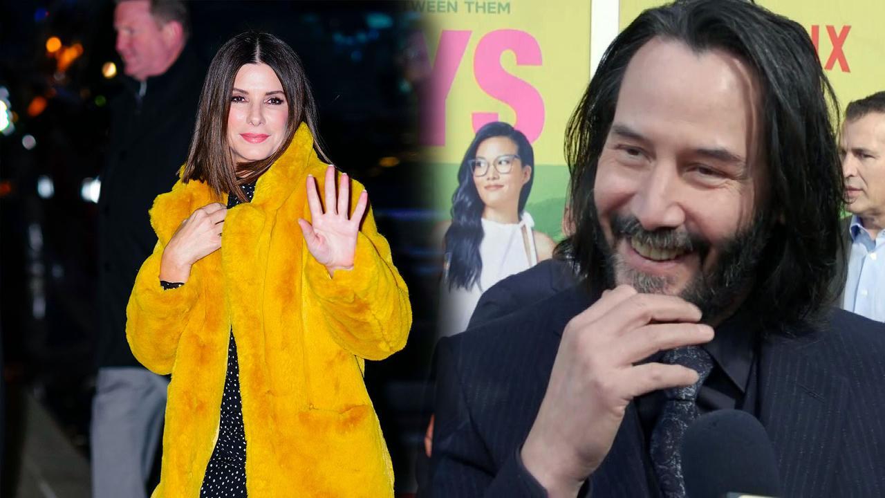 Keanu Reeves Addresses 'John Wick 4' Getting the Green Light Following Massive Opening Weekend