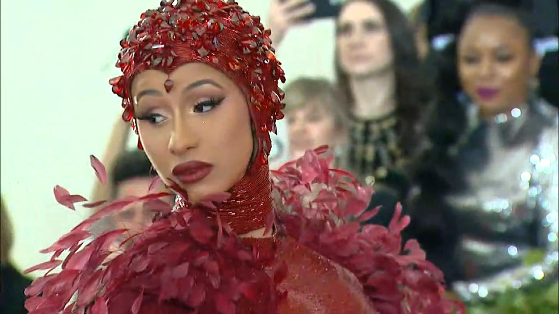 more photos 49719 1ac9d Met Gala 2019  All of the Campiest Outfits, Biggest Entrances and Most  Memorable Red Carpet Moments