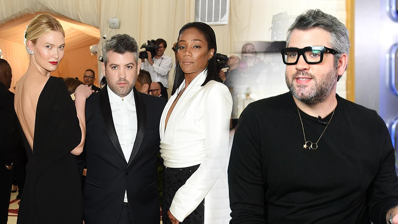 Designer Brandon Maxwell Reveals 3 Things You Didn't Know About the Met Gala (Exclusive)