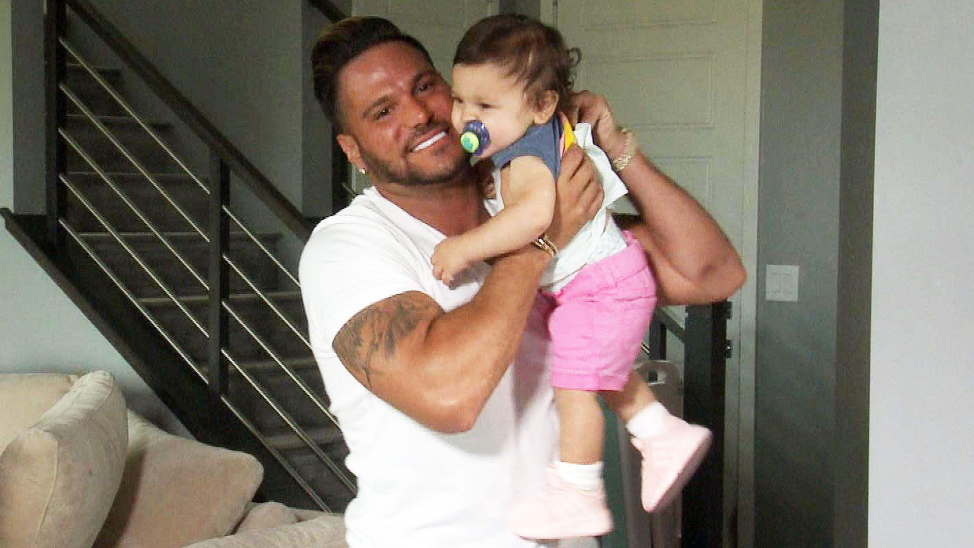 At Home With Ronnie Magro: Inside the 'Jersey Shore' Star's