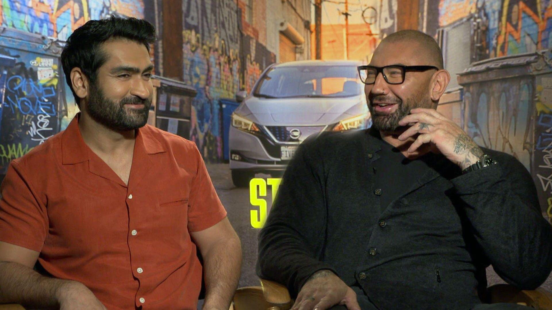 Dave Bautista on Standing By James Gunn After 'Guardians of the Galaxy' Firing (Exclusive)
