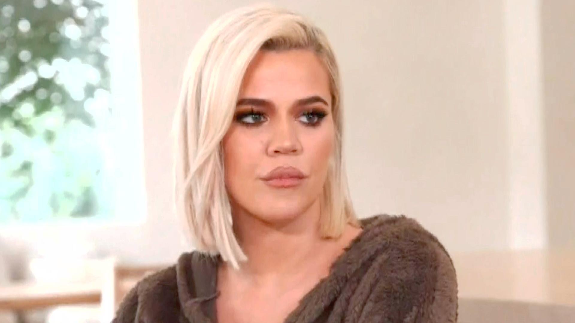 9700e38f15e Khloe Kardashian Finds Out About Jordyn Woods & Tristan Thompson in ...