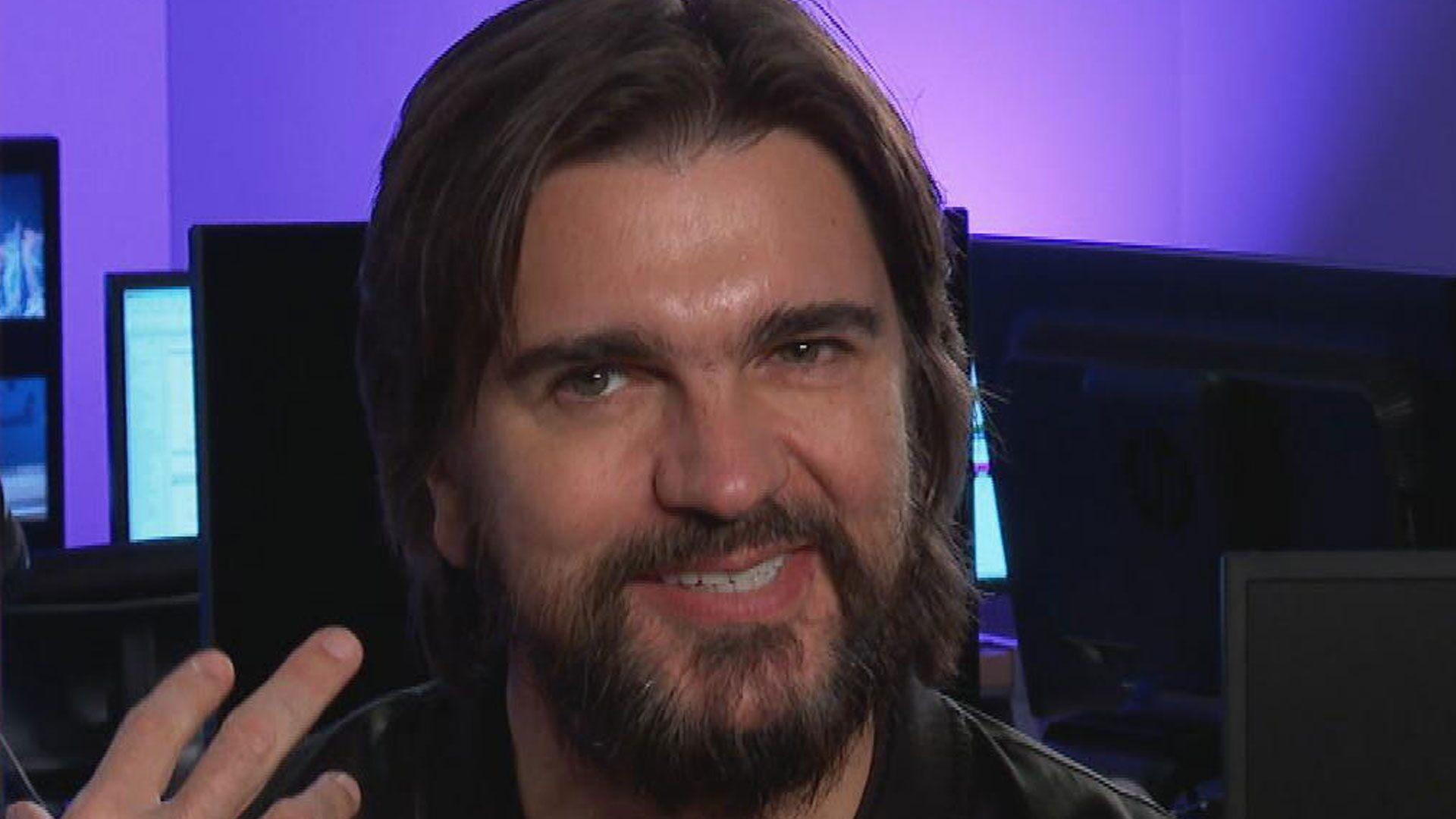 Juanes on the Legacy of 'Love' He Wants to Leave Behind for His Kids (Exclusive)