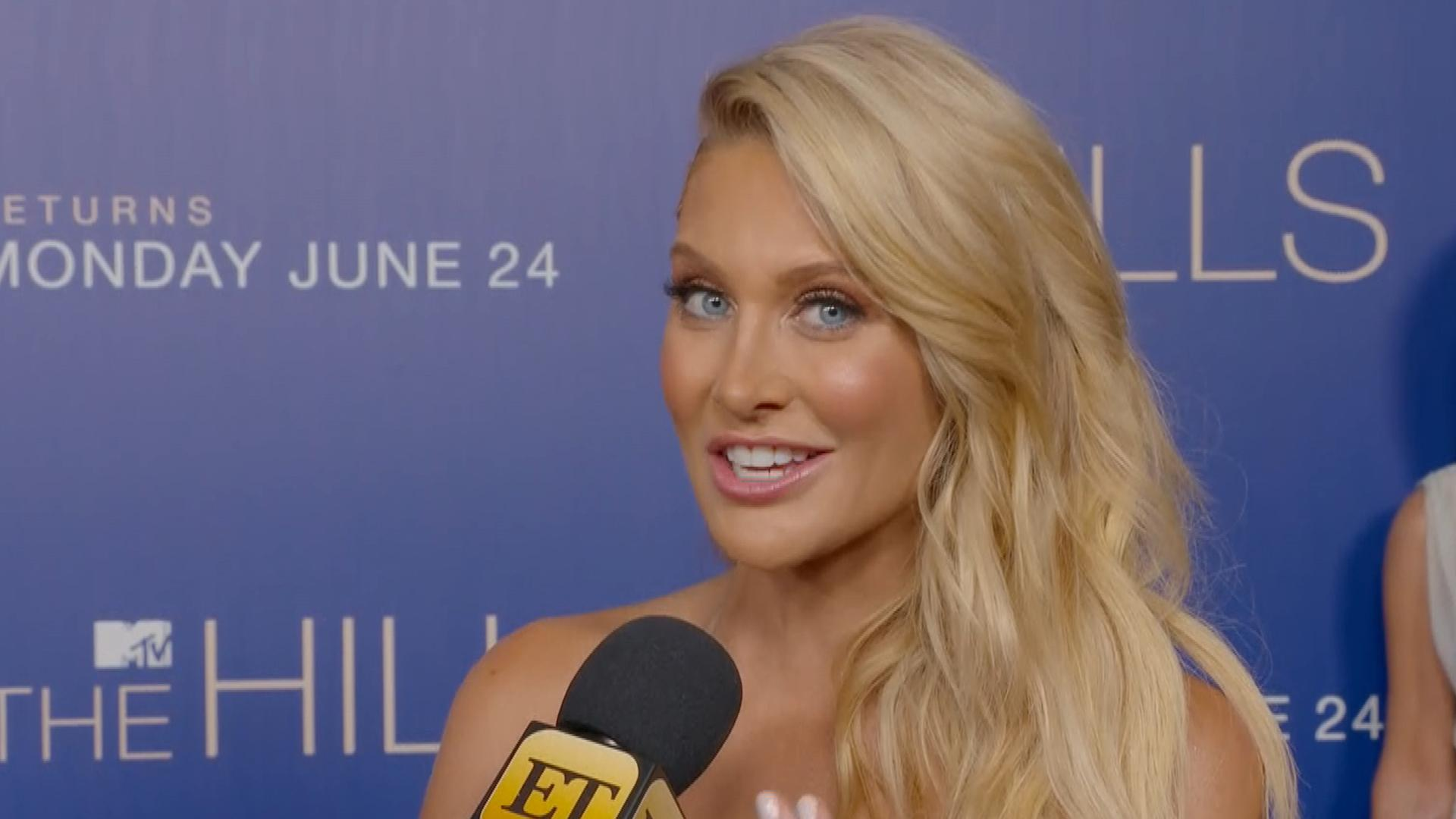 Stephanie Pratt Explains Why She Has a British Accent on 'The Hills' Reboot (Exclusive)