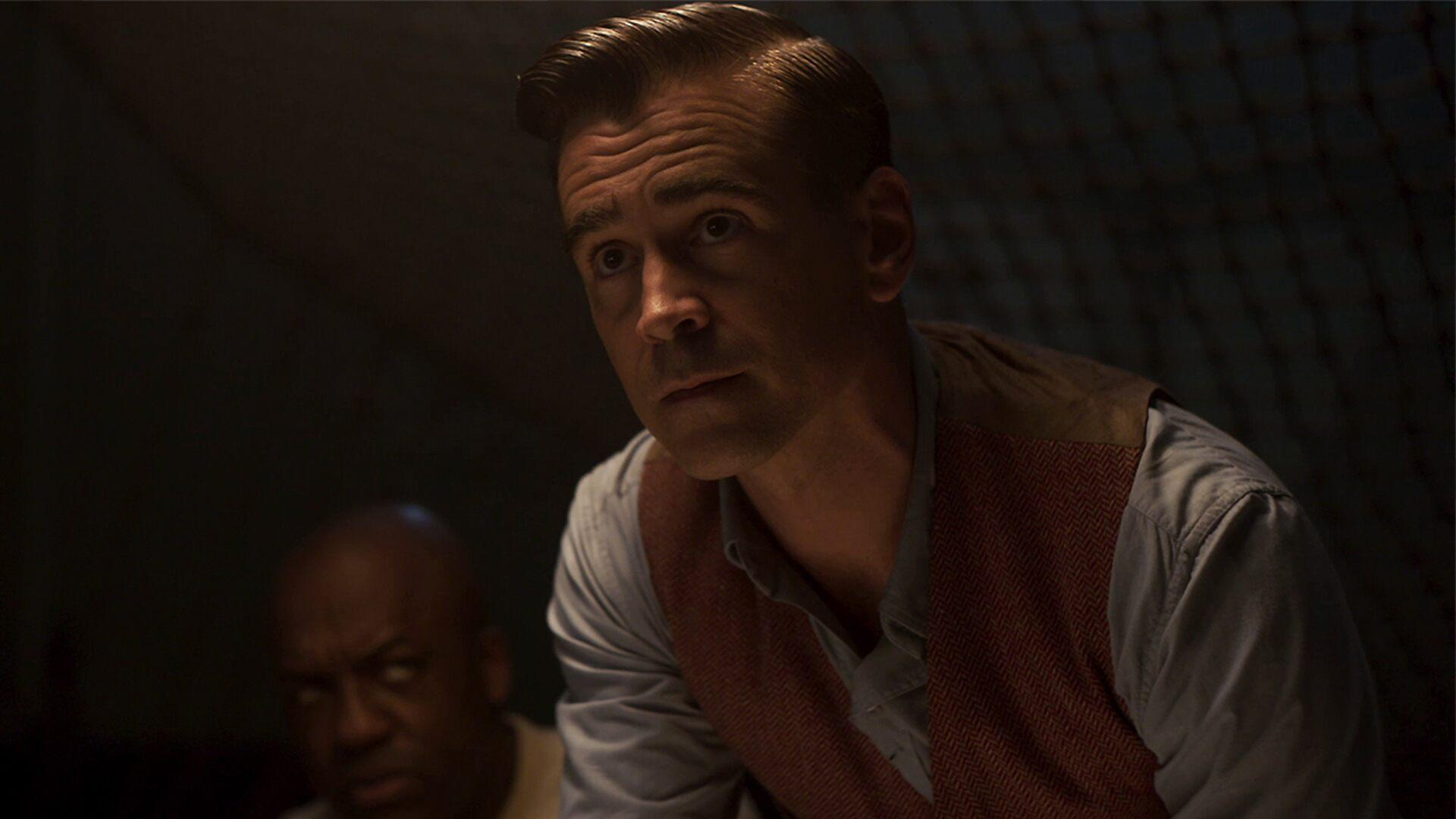 Watch Colin Farrell Plan an Elephant Heist in This 'Dumbo' Deleted Scene (Exclusive)