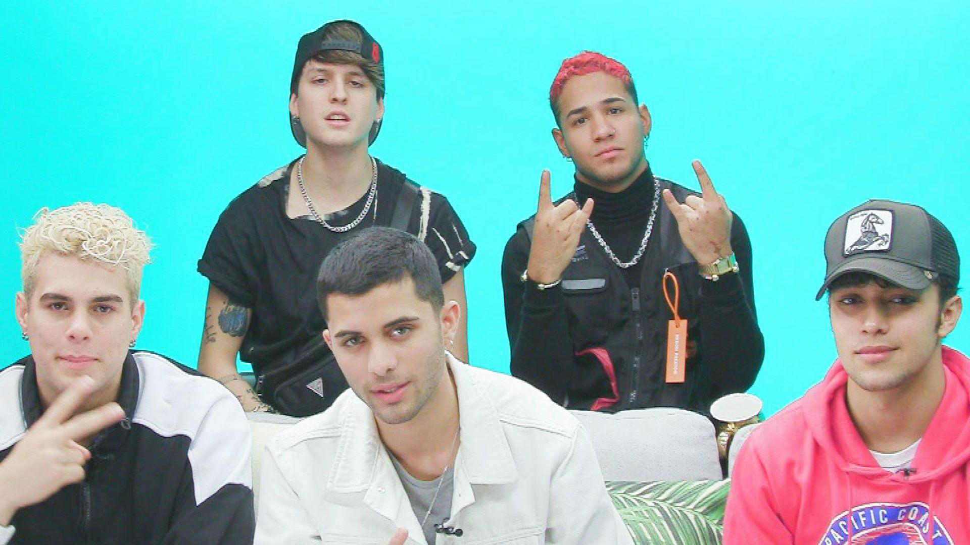 CNCO Says Their New Single 'De Cero' Is About Leaving the