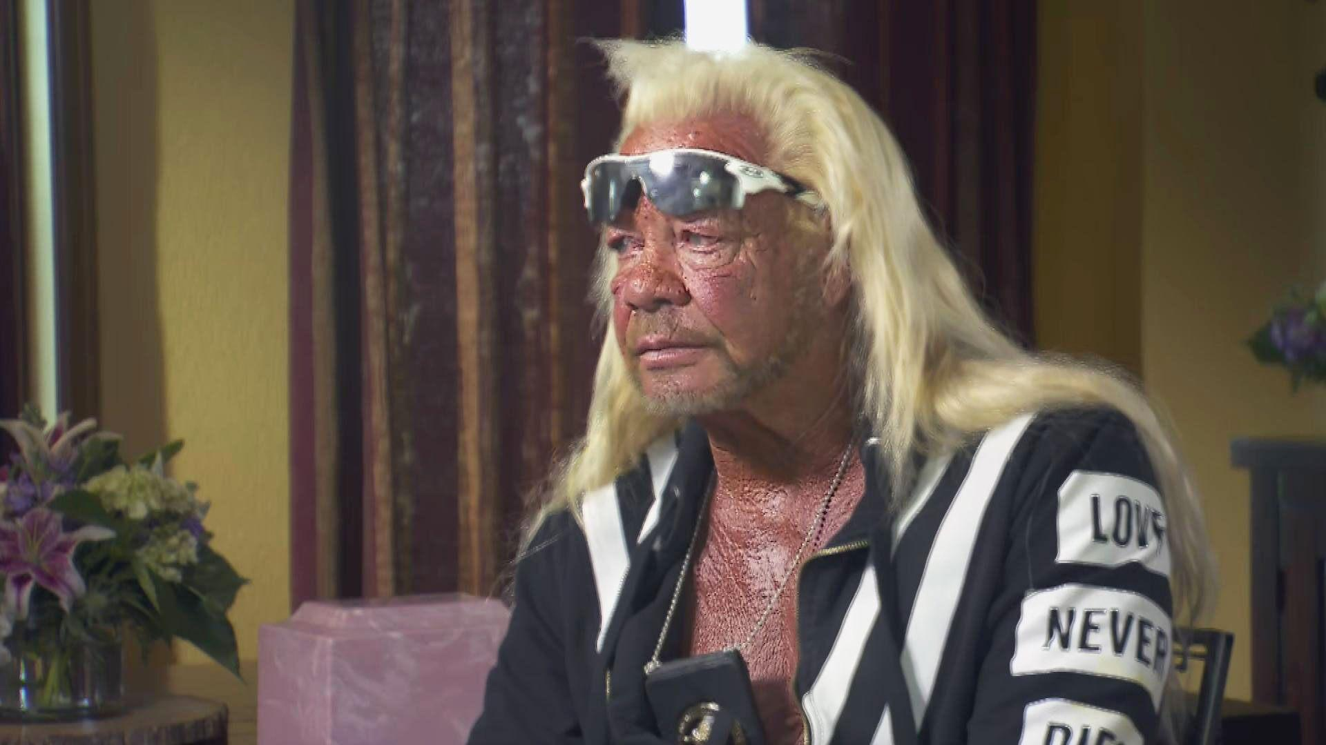 Dog the Bounty Hunter Emotionally Honors Late Wife Beth Chapman at