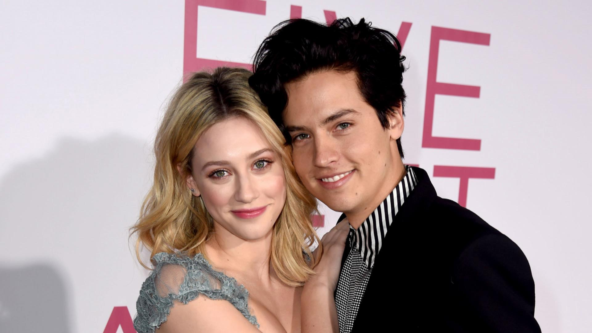 Lili Reinhart Shares 'Sappy' Love Poem for Cole Sprouse After
