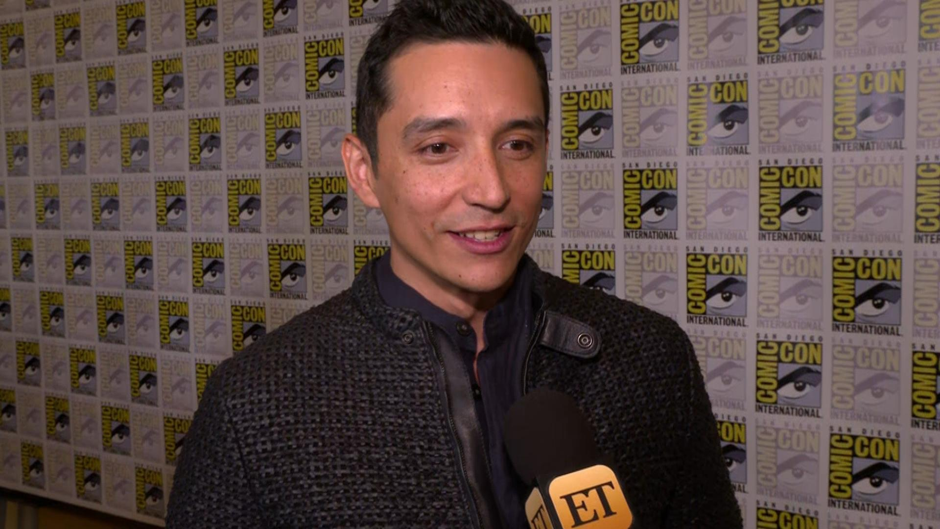 Gabriel Luna on Bringing Robbie's 'Spirit of Vengeance' to 'Ghost