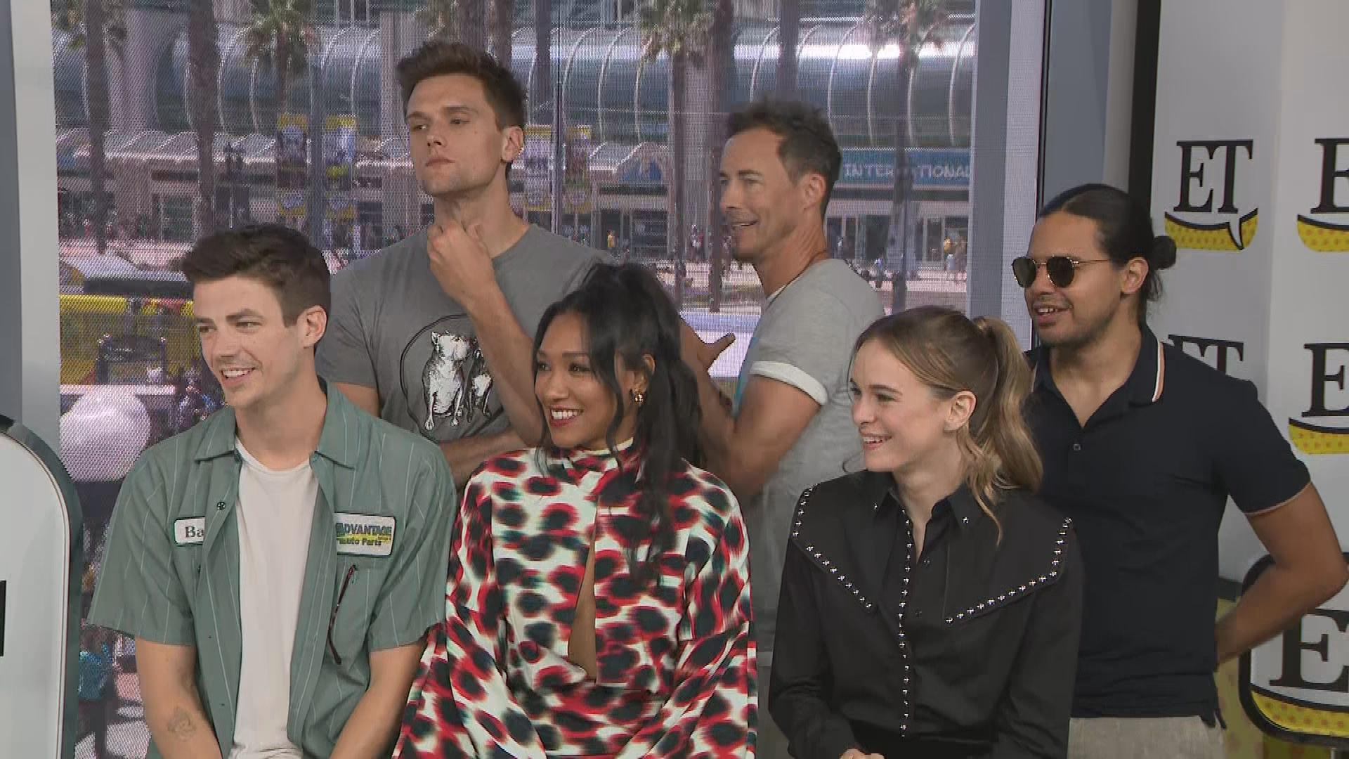 The Flash' Cast Says West Allen Will Face Some 'Good Marital Tension
