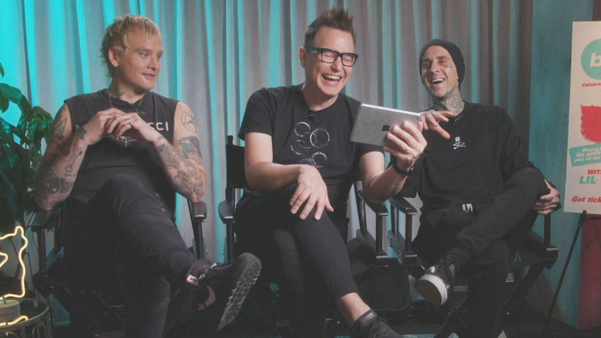 Blink-182 Reacts to Their Best 'Enema of the State' Videos 20 Years