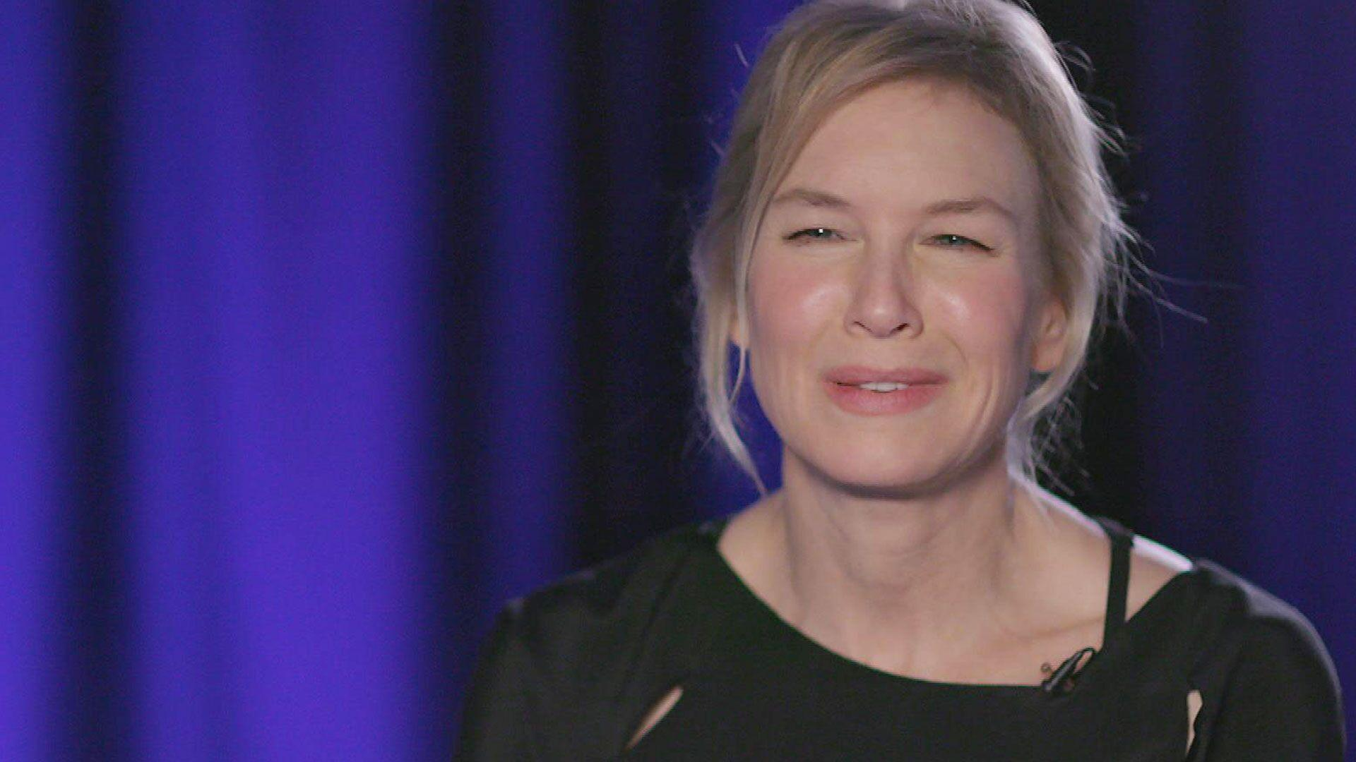 Renee Zellweger on the 'Life Blessing' of Transforming Into