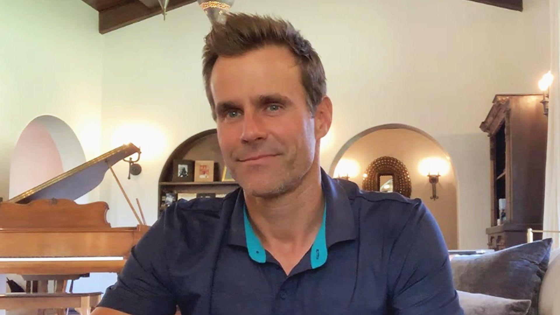 Cameron Mathison on Telling His Kids About His Renal Cancer