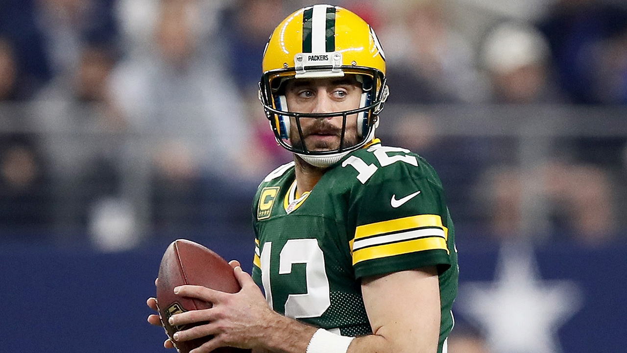 Aaron Rodgers' Father ...