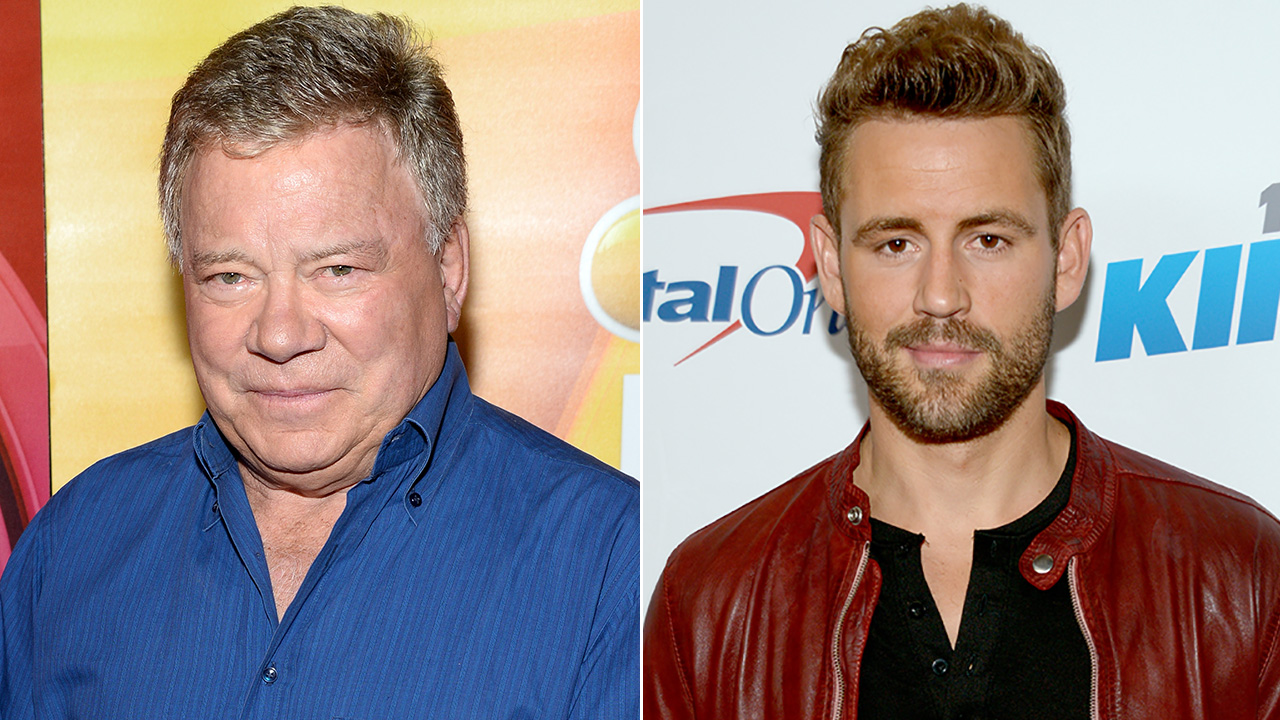 William Shatner Urges Fans Not To Vote For Nick Viall On
