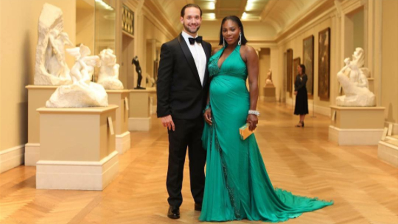 Serena Williams' Fiance Alexis Ohanian Gushes About Her at ... Alexis Neiers Married And Pregnant