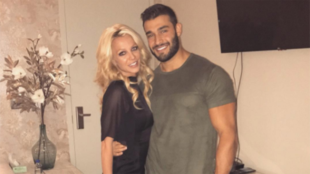 Britney Spears Boyfriend Sam Asghari Calls Her My