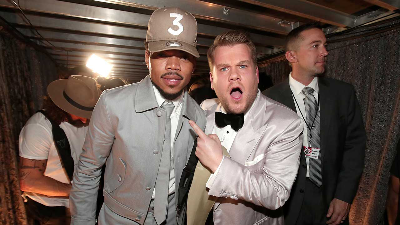 Chance the rapper was everyones best friend at the 2017 grammys chance the rapper was everyones best friend at the 2017 grammys cbs news 8 san diego ca news station kfmb channel 8 kristyandbryce Images