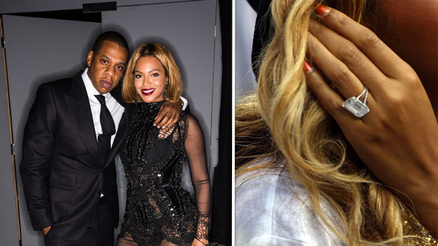 Size Does Matter: The Biggest And Best Celebrity Engagement Rings