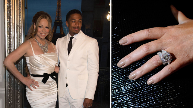the 4m ring mariah carey first wedding ring photo7 mariah carey