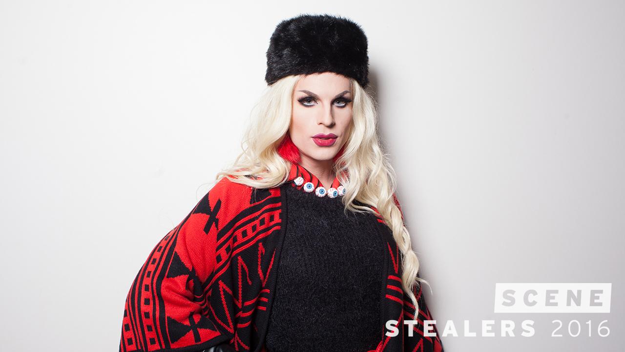 Exclusive Rupaul S Drag Race Queen Katya Happily Runs
