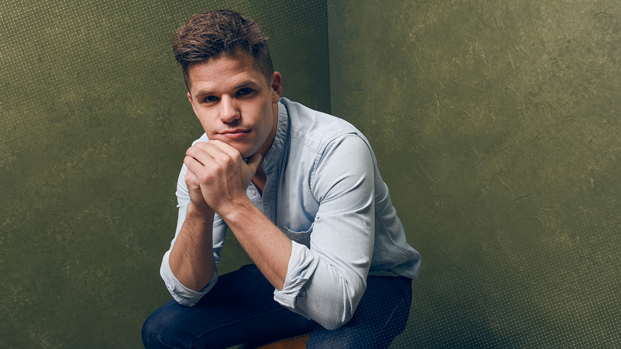 EXCLUSIVE: Charlie Carver Proudly Forges His Own Path