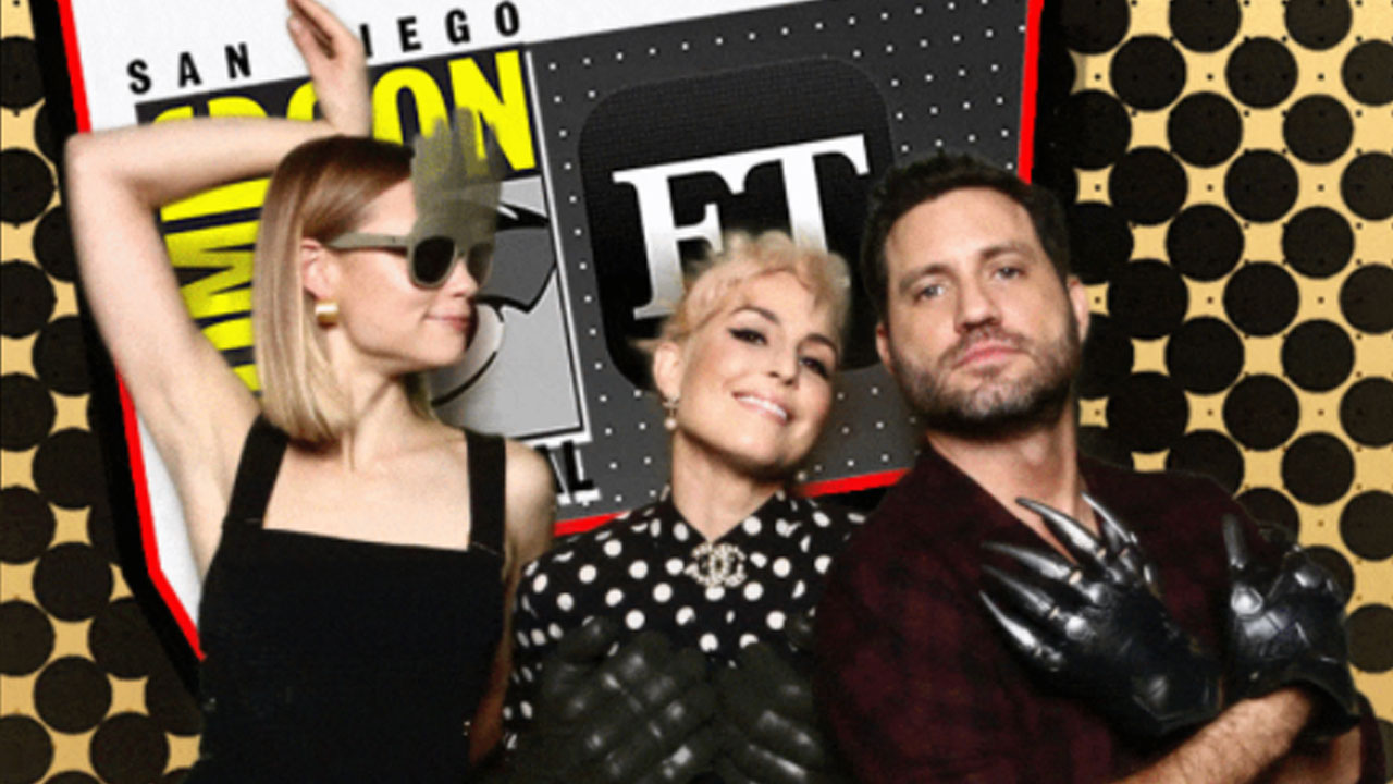 Noomi Rapace, Lucy Fry and Edgar Ramirez