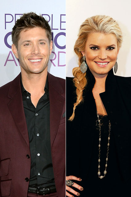 jensen ackles and jessica simpson relationship
