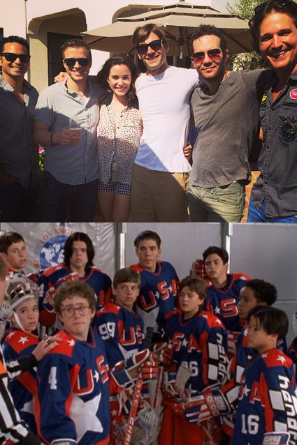 favorite movie cast reunions