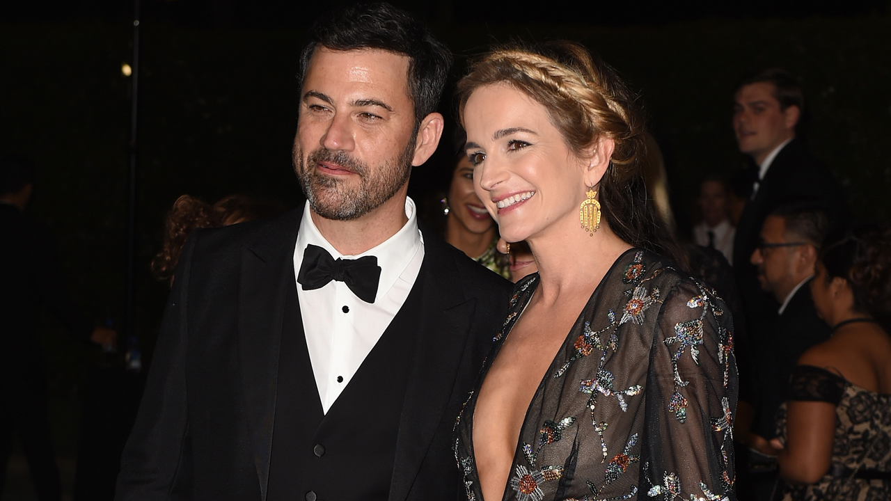 Jimmy Kimmel's Wife, Molly McNearney, Shares Sweet Photo ...