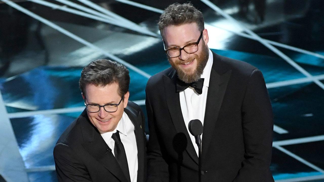 Michael J. Fox Gets Standing Ovation at Oscars ...