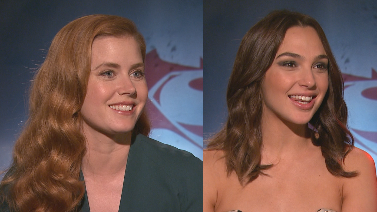 EXCLUSIVE: Amy Adams and Gal Gadot Are Excited About Amber Heard's 'Justice League' Casting: 'I Hope We All Get to Work Together'