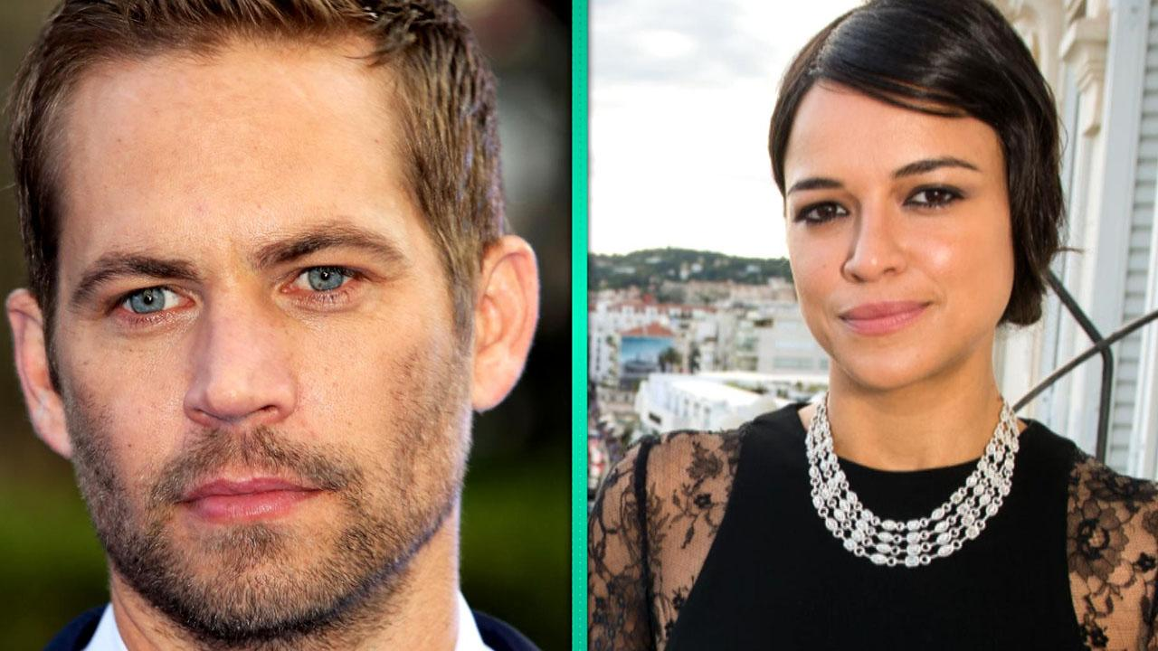 Michelle Rodriguez Says Psychedelic Drug Made Her Feel 'Jealous' of Paul Walker's Death