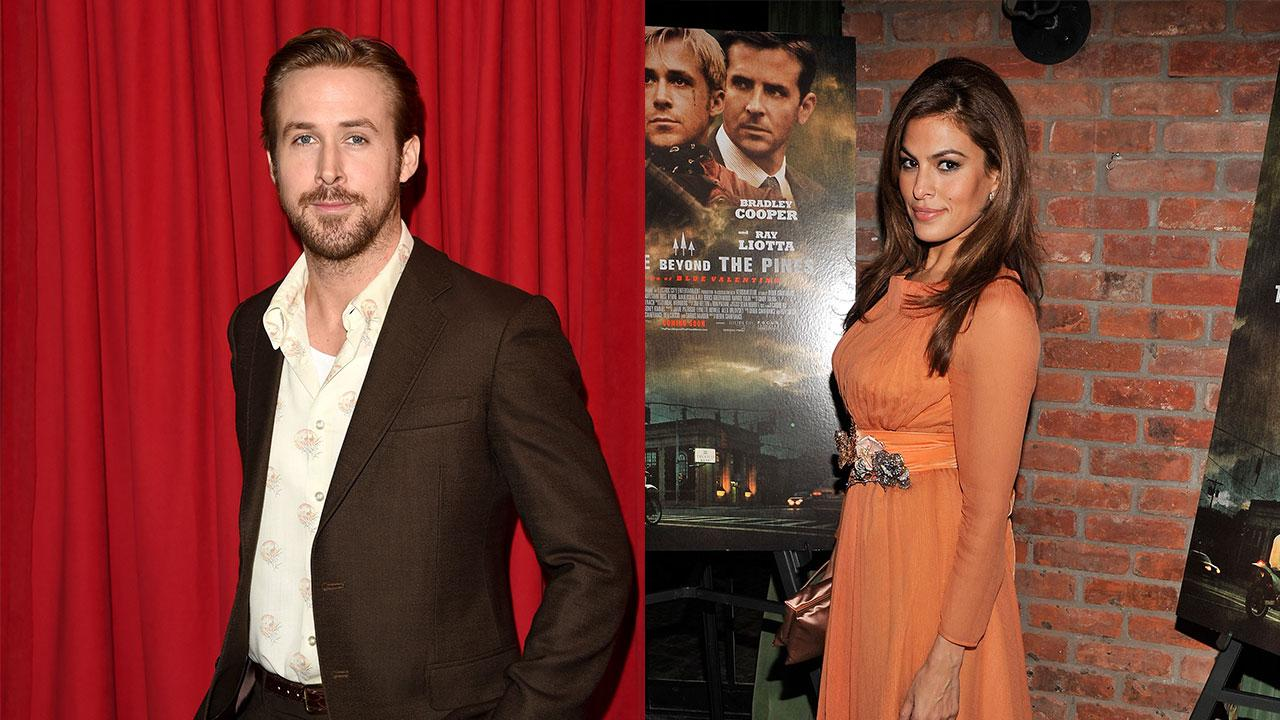 Surprise! Eva Mendes and Ryan Gosling Welcome Baby Girl