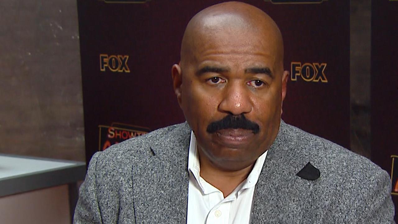 Steve Harvey Apologizes For Racist Asian Jokes Not Meant With Cbs News 8 San Diego Ca