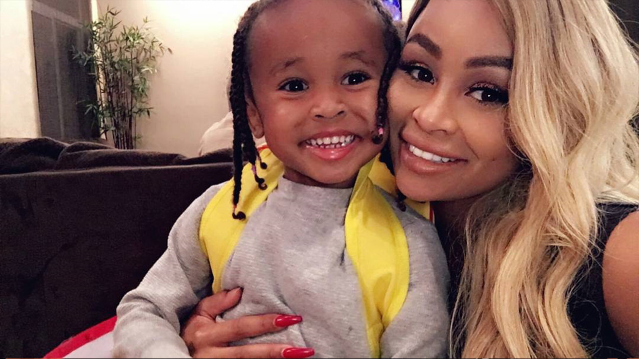 Blac Chyna's Son King Couldn't Be More Excited to See Monster Trucks -- Watch!