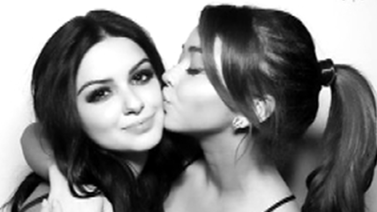 sarah hyland sends sweet birthday wishes to ariel winter