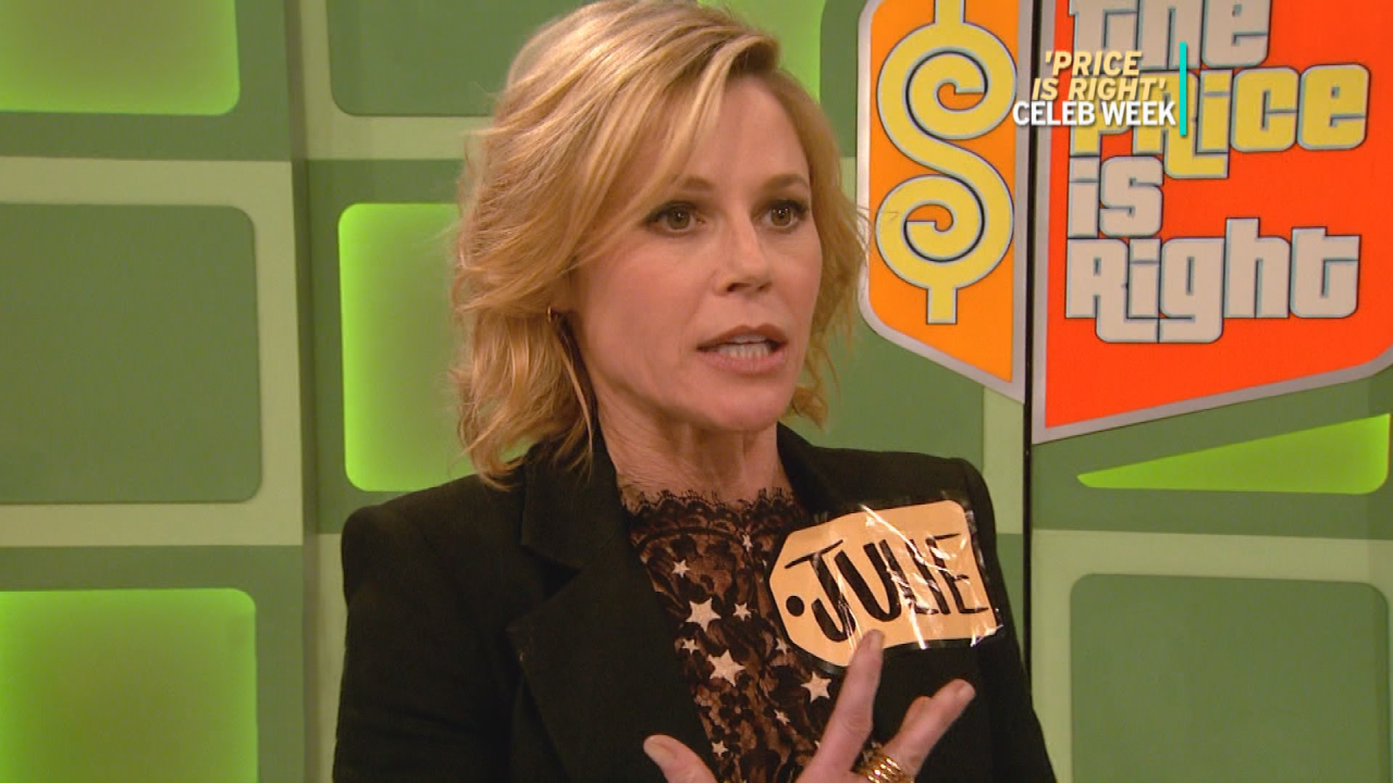 EXCLUSIVE: Watch Julie Bowen Freak Out on 'The Price Is Right' for Celebrity Charity Week