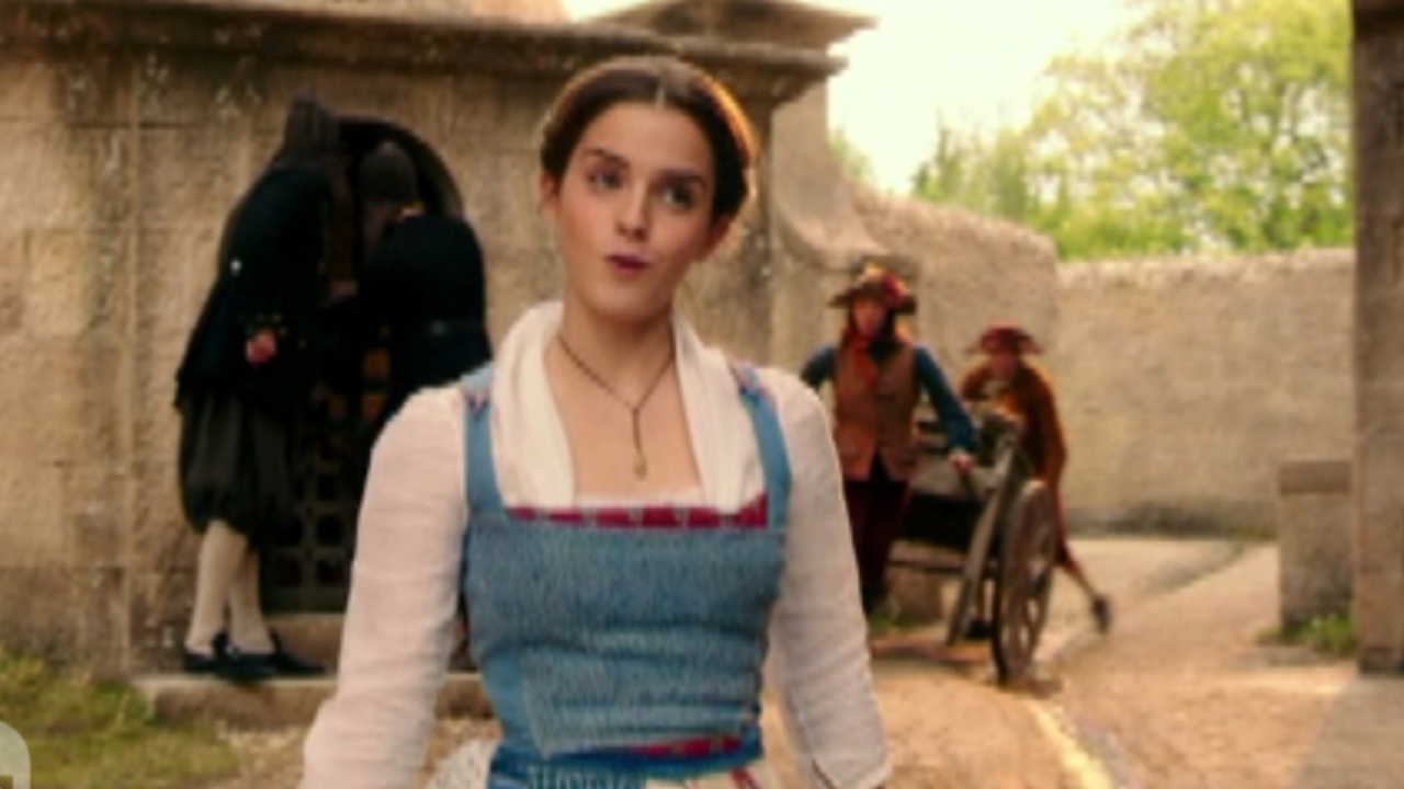 Emma Watson Compares Playing Belle In Beauty And The