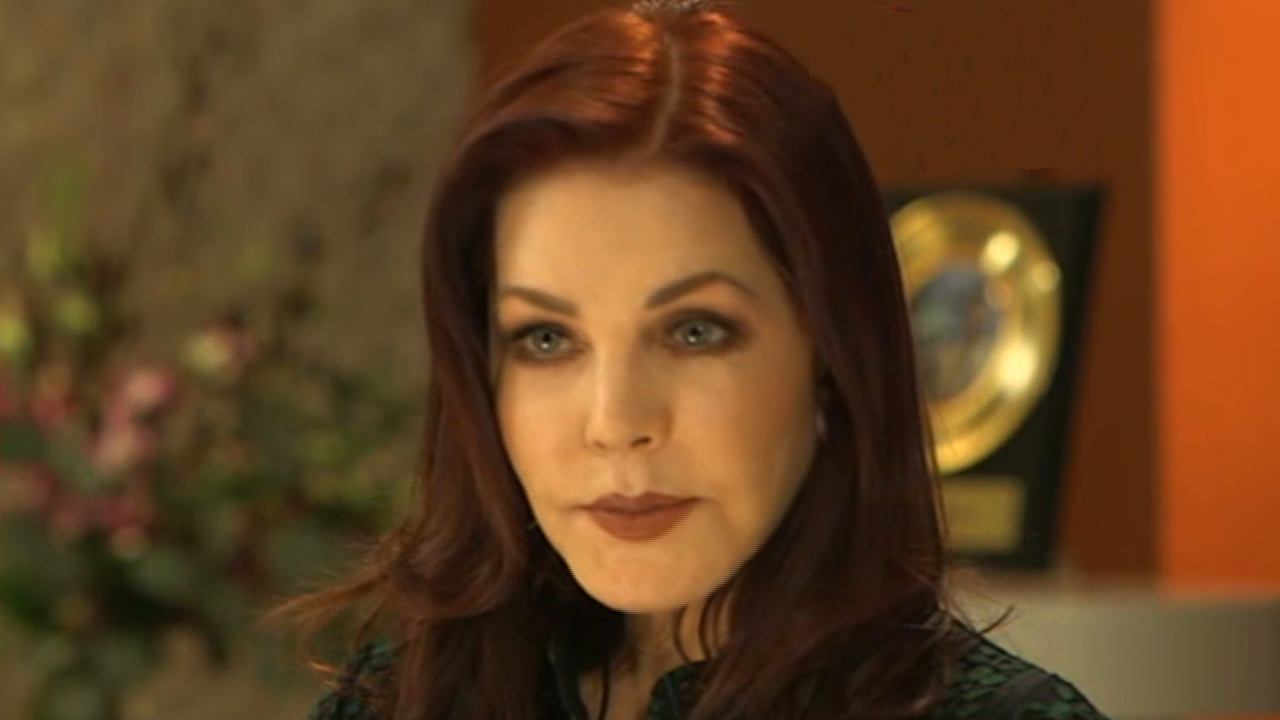 Exclusive Priscilla Presley Opens Up About Daughter Lisa