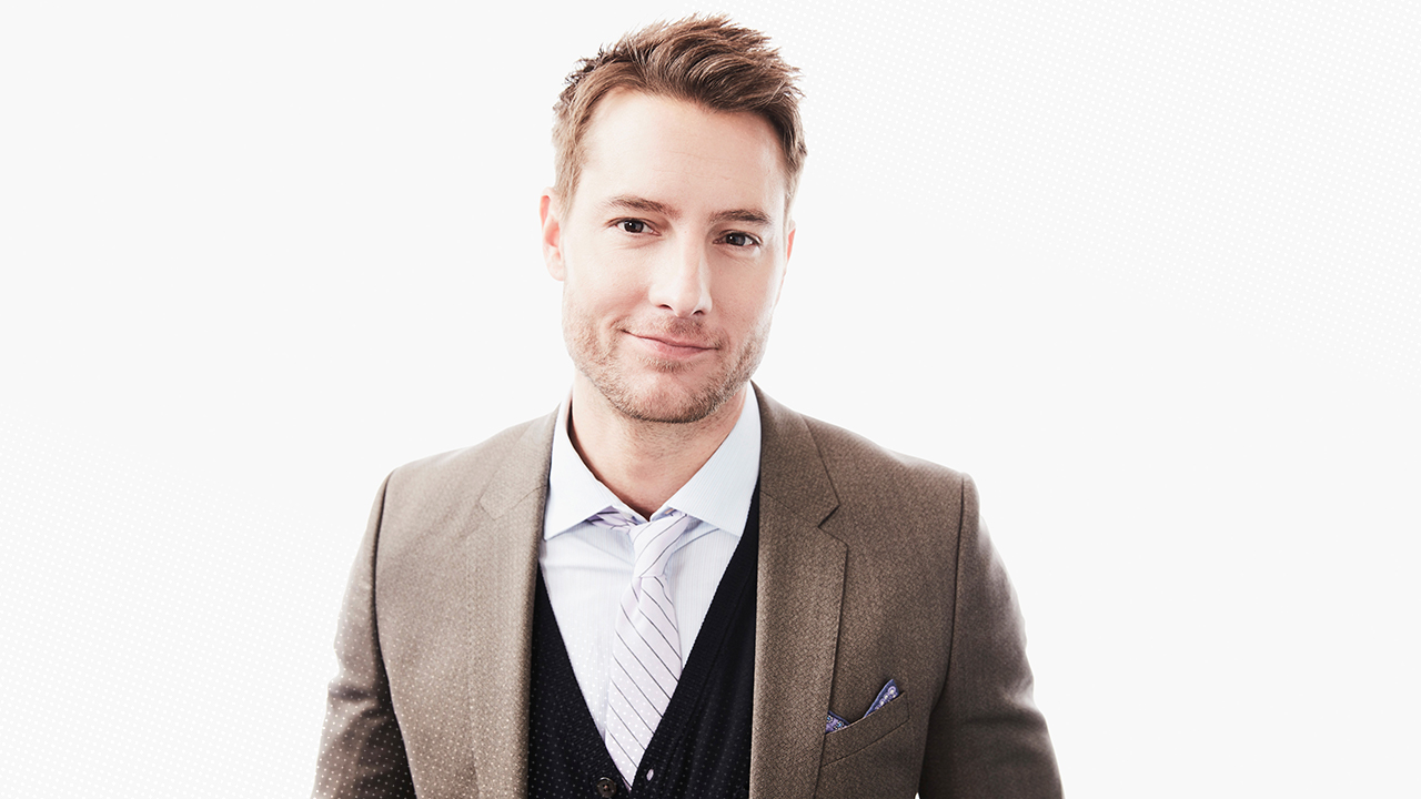 Exclusive Justin Hartley Brings Honesty And Humility To